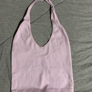 Urban outfitters seamless halter top